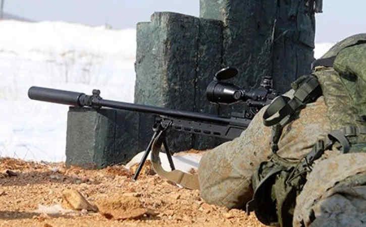 На території України постійно перебуває близько 50 снайперів зі складу збройних сил РФ — розвідка