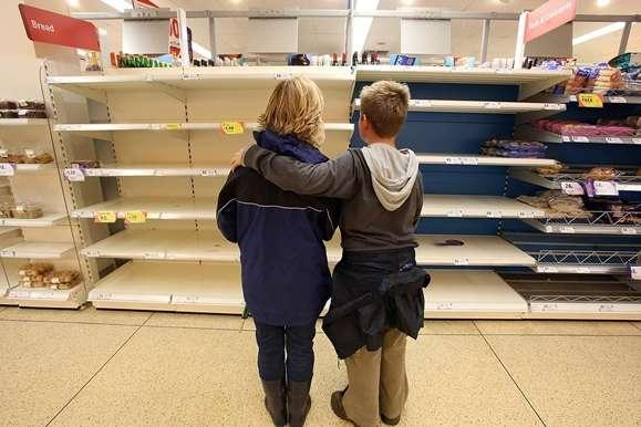 Велика криза ще попереду. ООН пророкує дефіцит їжі у світі