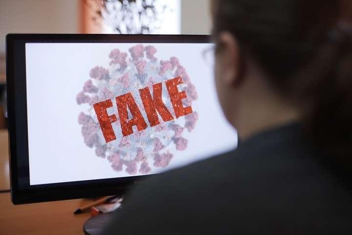Фейки про коронавірус поширювались на замовлення Росії, - СБУ