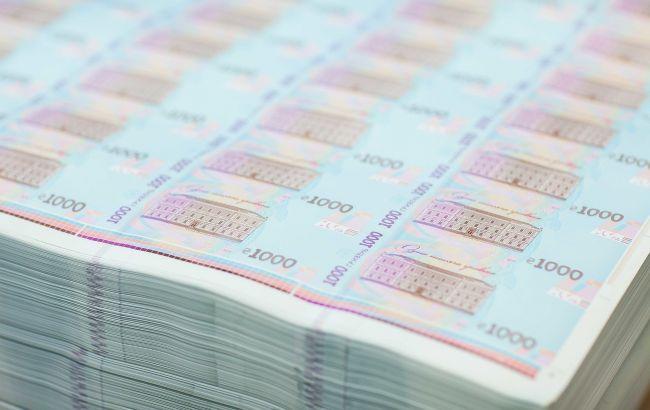 НБУ за квартал надрукував готівки більш ніж на 60 млрд гривень