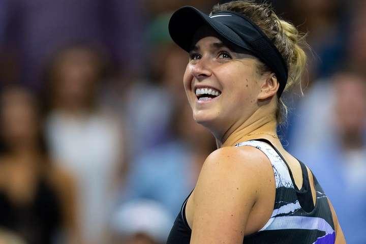Еліна Світоліна вийшла у чвертьфінал Roland Garros
