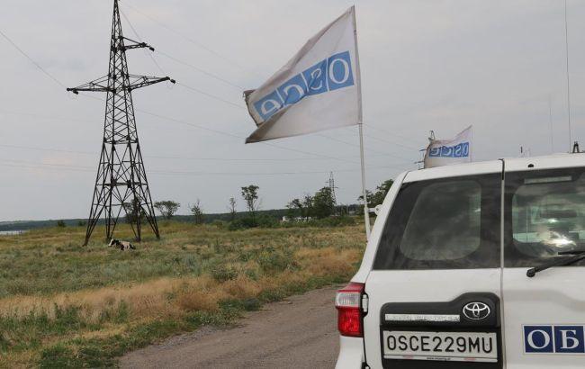 Російські окупанти укріплюють позиції на Донбасі - ОБСЄ