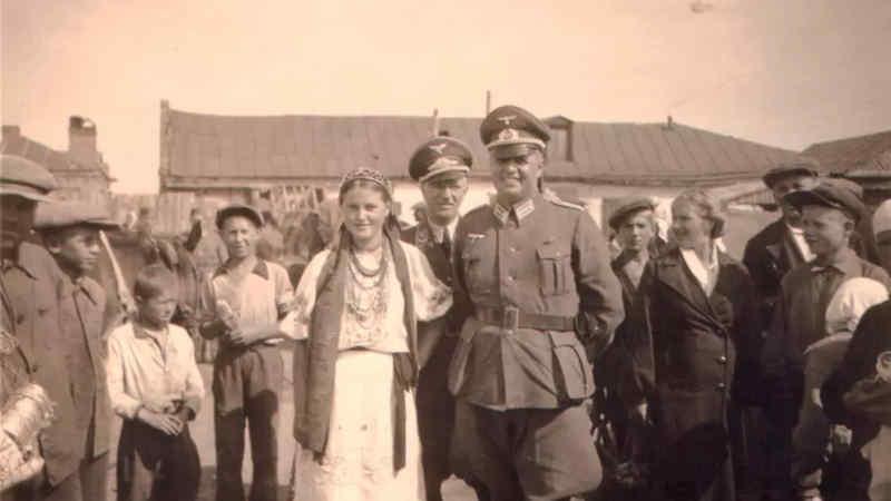 Яволь, мій фюрер?