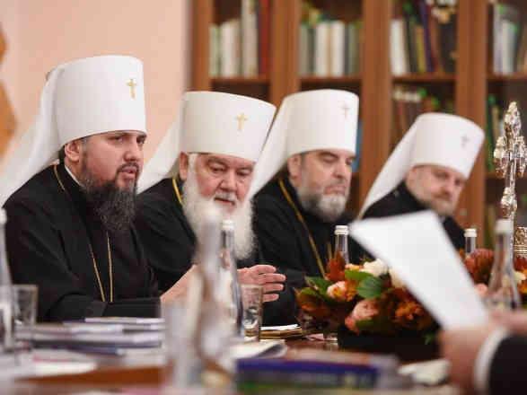 Рішення Синоду: між православними церквами України та Греції встановлено церковне спілкування
