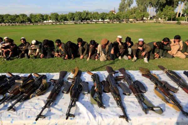 За день 113 членів ІДІЛ здалися уряду Афганістану