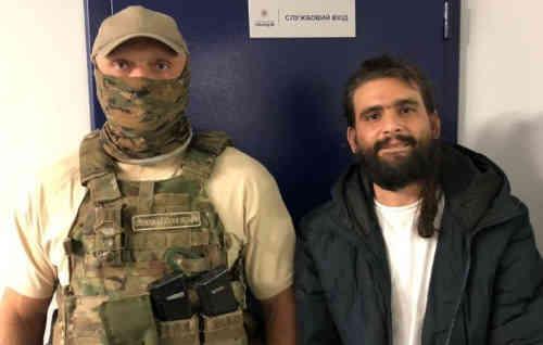 У Мережі з'явилося відео втечі ізраїльського наркоторговця від СБУ