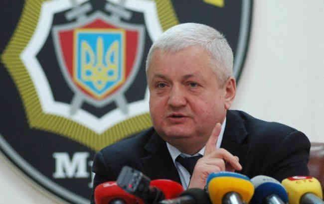Екс-главі поліції Дніпропетровської області повідомили про підозру