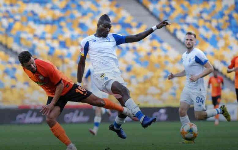 Визначився найкращий бомбардир чемпіонату України з футболу