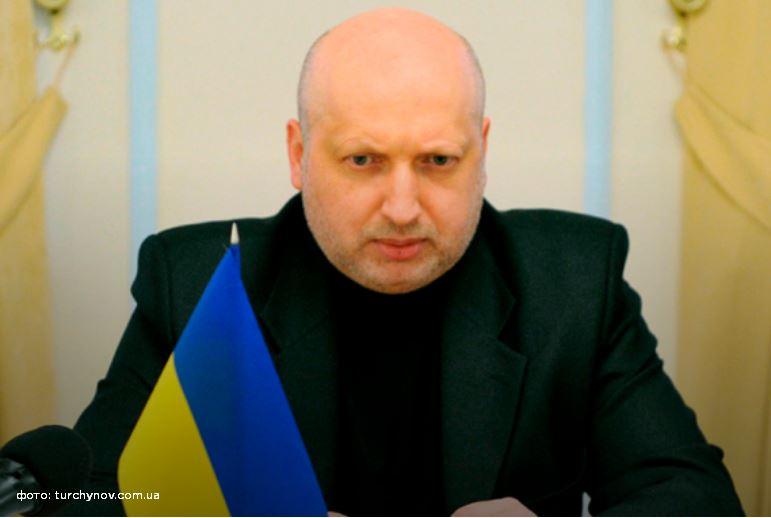 Турчинов оголосив про підтримку Порошенка на виборах президента
