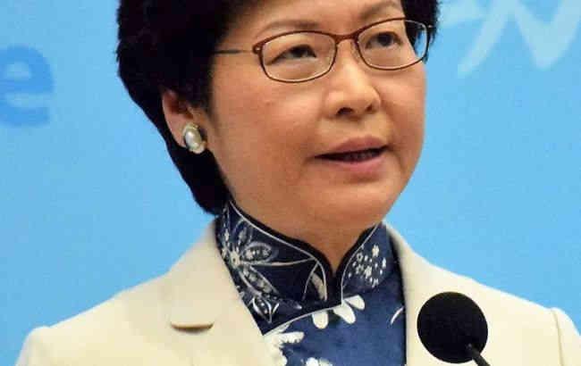 Лідер Гонконгу планує відкликати законопроект про екстрадицію