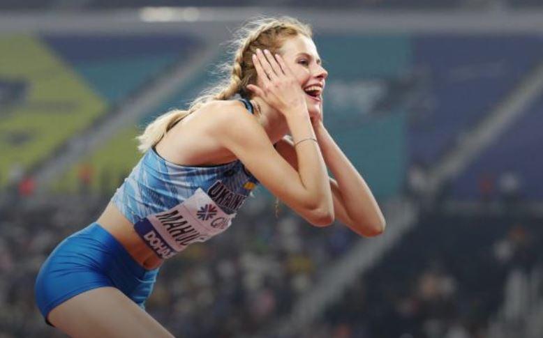 Українка Магучіх тріумфувала на турнірі в Словаччині: легкоатлетка встановила національний рекорд