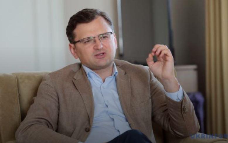 Кулеба назвав умови для проведення виборів в ОРДЛО