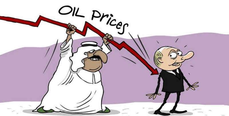 Нефть упала на Путина. Как скоро Украина начнет отправлять гуманитарную помощь в Россию