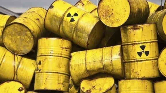 Российский ядерный мусор может оказаться на Донбассе