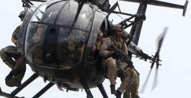 В Україні створено авіаційну ескадрилью Сил спецоперацій