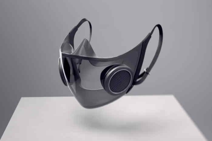 Американська компанія представила «розумну» маску