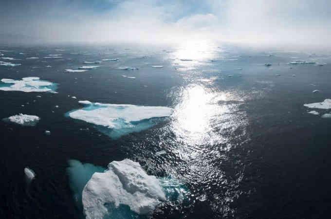 В Арктиці зафіксували максимально високу температуру в історії