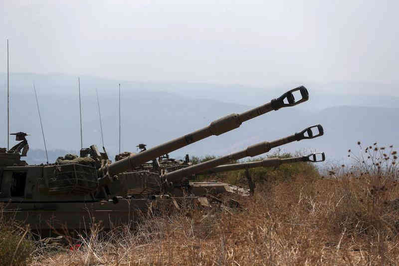 Ізраїль завдав ударів по території Лівану після обстрілів