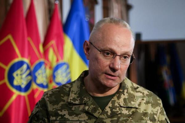 У ЗСУ спростували інформацію про відставку начальника Генштабу Хомчака