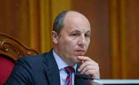 Суд визнав протиправними дії Парубія щодо надання слова представнику президента