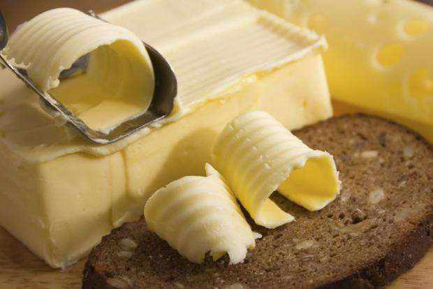 За фальсифікацію вершкового масла Антимонопольний комітет оштрафував п'ятьох виробників