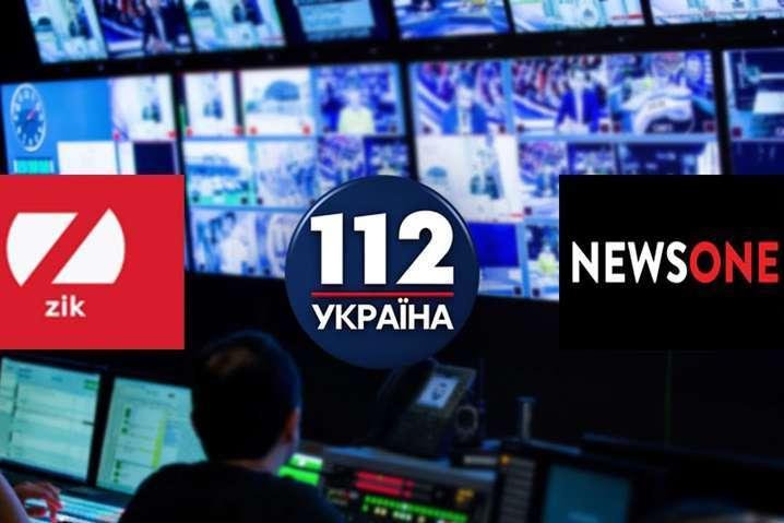 Нацрада продовжить стежити за підсанкційними каналами Медведчука