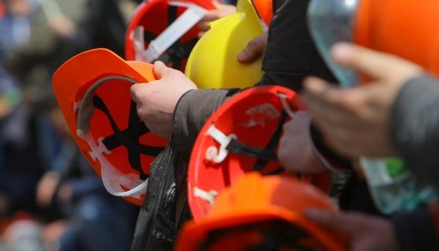 У Кривому Розі шахтарів судять за участь у підземному страйку