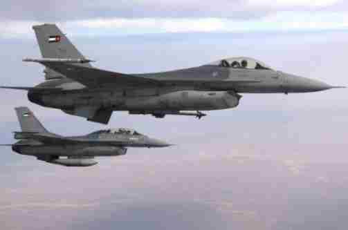 Болгарія придбає 8 нових винищувачів F-16 у США