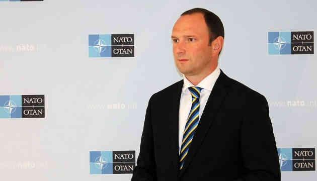 Україна рішуче налаштована продовжити співпрацю з НАТО для вступу в Альянс — Божок