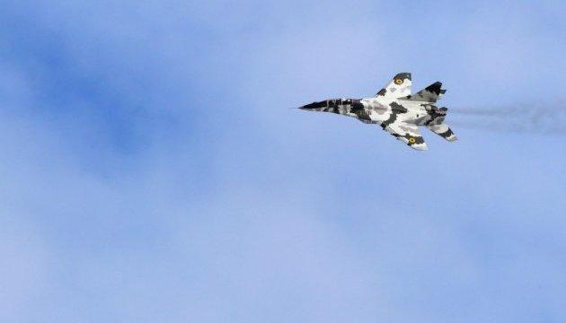 Повітряні сили ЗСУ планують закупити багатоцільові винищувачі