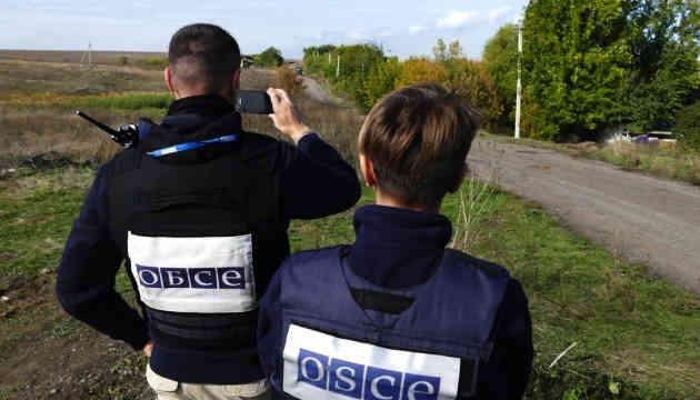 Російські окупанти облаштовують позиції на ділянці розведення - ОБСЄ