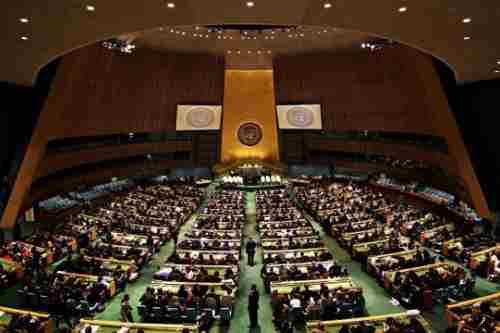 Кремлівський недомірок паскудить!: Московія заблокувала дистанційне голосування в Генасамблеї ООН