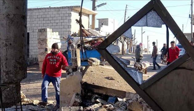 Під вогнем авіації воєнних злочинців Путіна і Асада в Ідлібі загинули 11 мирних сирійців