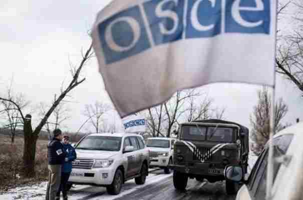 Член місії ОБСЄ, який у соцмережах підтримував