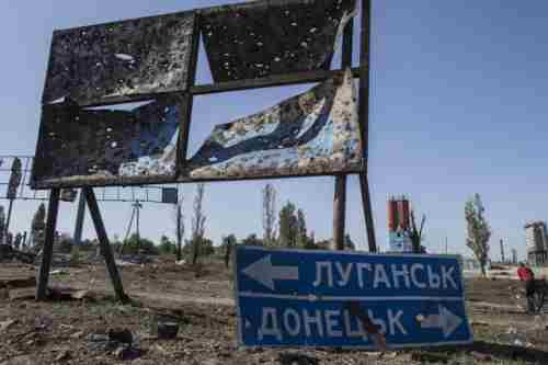 """Російські окупанти готують чергову провокацію з """"обстрілами"""" українських військових"""