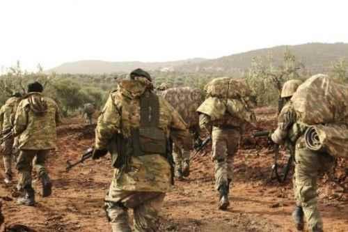 Туреччина у відповідь на атаку в Ідлібі знищила 54 цілі та 76 солдатів армії Асада