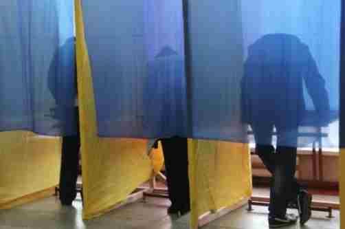 Результати виборів 23 грудня. Дані Комітету виборців України