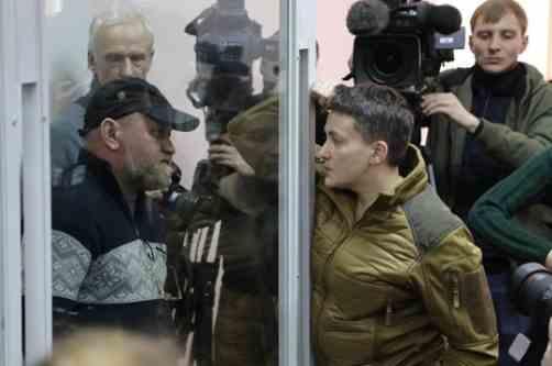 СБУ не надасть дозвіл Савченко на перетин лінії зіткнення - Тука