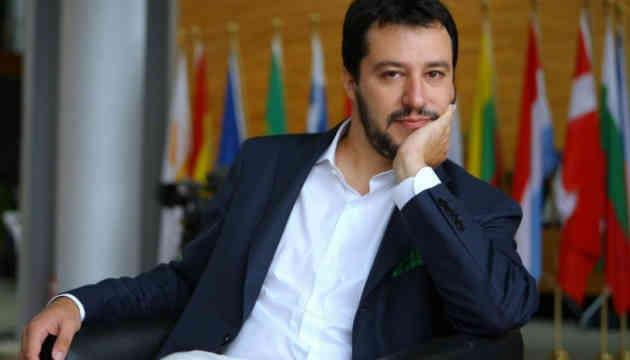 В Італії любителю путіна Сальвіні висунули нові звинувачення