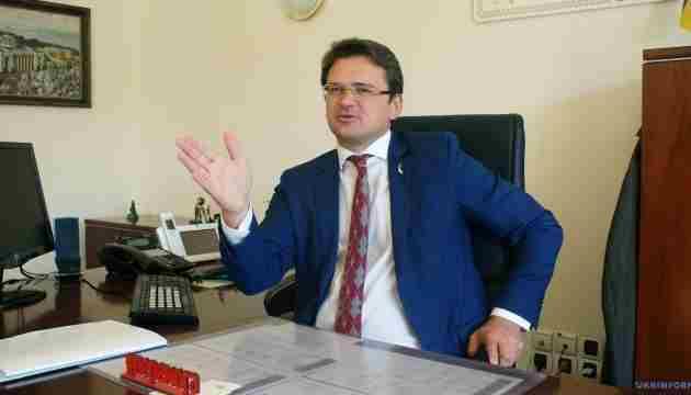 Кулеба дав зрозуміти, що не педалюватиме питання надання Україні ПДЧ