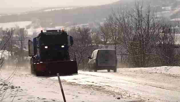 Через негоду в Україні знеструмлено 128 населених пунктів у восьми областях