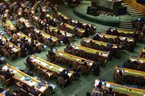 Хто в ООН проголосував проти резолюції щодо Криму