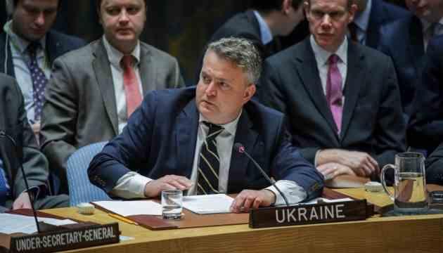 Україна знову заявила про необхідність миротворців ООН на Донбасі