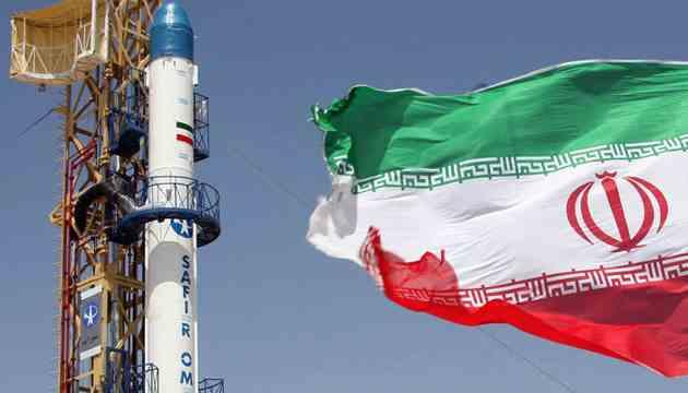 Ірану не вдалося вивести супутник на орбіту