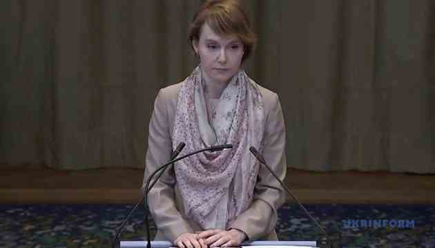 Зеркаль в Гаазі представила позицію України з позовом проти РФ