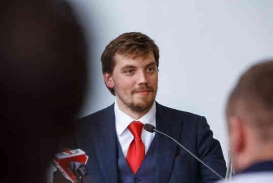Гончарук є єдиним кандидатом у Прем'єри - Гетьманцев