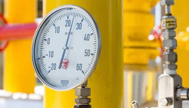 Запаси газу в підземних сховищах перевищили семирічний максимум