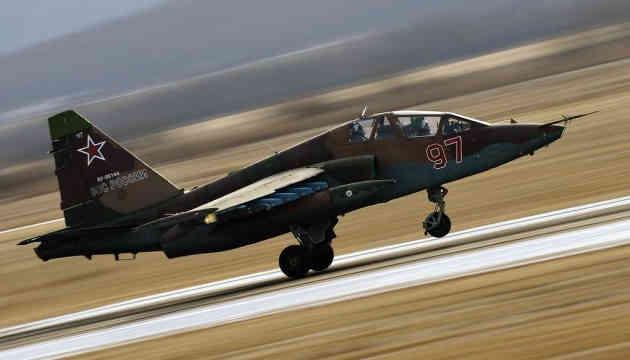 На Московії розбився штурмовик Су-25... На жаль поки без жертв