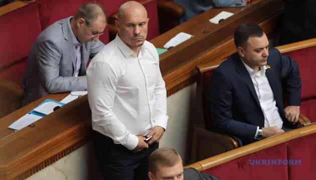 Рябошапка порушив справу проти Киви за побиття відвідувача ресторану