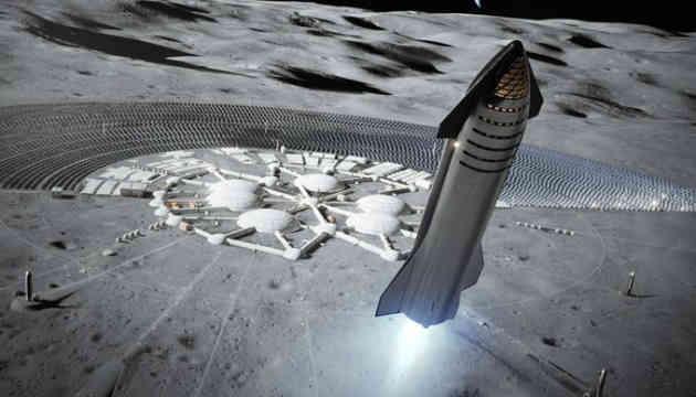 SpaceX представила корабель Starship для польотів на Місяць і Марс